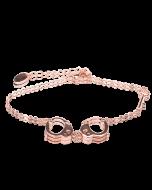 JCB Bracelet - Confession - Rose Gold