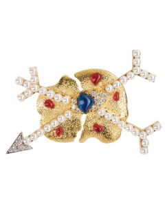 JCB Collection Brooch or Necklace - Le Monde Invisible