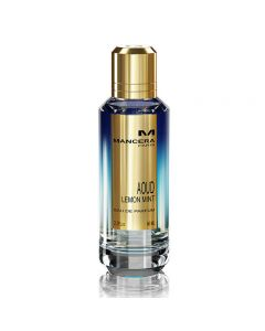 Mancera Paris Eau de Parfum - Aoud Lemon Mint