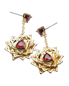 JCB Collection Earrings - Natural Beauty